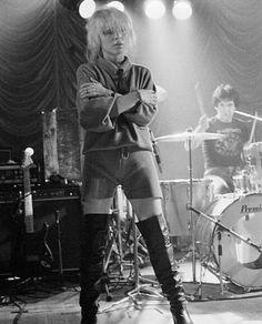 Blondie Debbie Harry, King George, Thompson Twins, Miranda Priestly, Cyndi Lauper, Stevie Ray Vaughan, Rockn Roll, Keith Richards, Musica