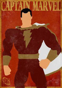 Superhero Concept Posters by Gautam Singh Rawat