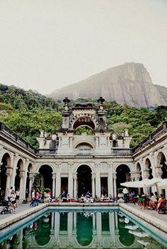 Lage Park, Rio de Janeiro   Brazil