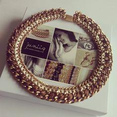 Special order <3 #juniiqjewelry #statement #necklace #special #custommade #Statementkette #Kette #fashion #fashionista #blogger #Schmuck #Modeschmuck #juniiq #jewelry #jewelrydesigner #handmade