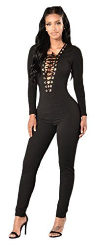 Alert 2019 New Sexy Womens Long Sleeve Bodysuit Plaid Top Blouse Romper Jumpsuit Plus Size Aromatic Flavor Blouses & Shirts
