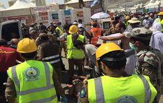 Al menos 453 personas murieron el jueves y cientos resultaron heridas en una estampida durante el peregrinaje anual a La Meca