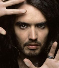 Russell Brand - hot AND funny!
