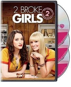 Kat Dennings & Beth Behrs - 2 Broke Girls: The Complete Second Season
