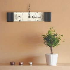 Slice of Time Wall Clock in Super Cool Gadgets