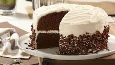 Black and Tan Cake                                    For the ultimate in adult-only ...