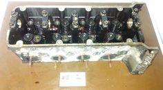 BMW 3 316 i E36 1.6 M43 B16 ENGINE CYLINDER HEAD 1734203 Ref T0028