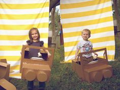 Cars and trucks themed birthday party!
