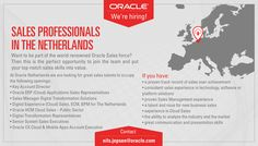 Sales Professionals in the Netherlands
