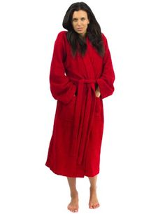 2bf3fe1f12 TowelSelections Terry Kimono Bathrobe - Terry Cloth Bath Robe for Women and  Men
