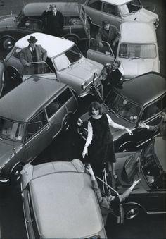 Jean Shrimpton for Vogue 1963