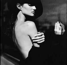 Beautiful Female Portrait Photography by Aleksandra Aleksandra