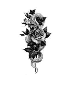 Red Ink Tattoos, Bff Tattoos, Dream Tattoos, Badass Tattoos, Mini Tattoos, Rose Tattoos, Body Art Tattoos, Small Tattoos, Tatoos