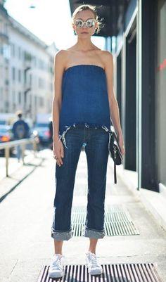 die besten Jeans für den Herbst   InStyle