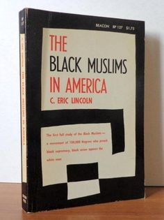 The Black Muslims In America by C. Eric Lincoln (1963 edition) http://www.amazon.com/dp/B000E81E9O/ref=cm_sw_r_pi_dp_z88aub1VM7ET0