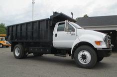 Ford Trucks For Sale, Ford F650, Air Brake, Dump Truck, Cummins