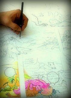GAP - 18 mars - 18h30 à 20h30  - Stage Arts graphiques de la BD - avec Sylvie Brossois - Impulse - Inscriptions : Tarifs : 12€/24€ - Inscriptions : 04 92 52 27 56