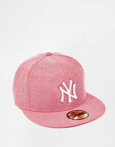New Era 59Fifty Teamox NY Yankees Fitted Cap at asos.com a9ae4dcab53