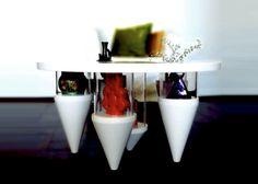 Stalattite Coffe Table by Lulghennet Teklè