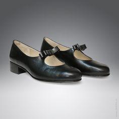 Cute dancing shoes ❤️ Schwarzer Riemchen-Pumps im Mary Janes-Stil – Eleganz beginnt mit ZARIFA