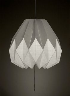 Fractales Lamp / Dario Stanziano & Batti