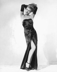 Rita Hayworth | Rita Hayworth – Put The Blame On Her, Boys…