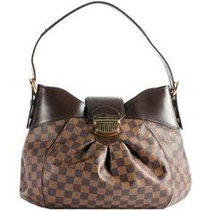 LV Sistina MM - I think this is just a really pretty Damier bag!