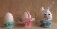 Easter Egg Dress-Ups - crochet free patterns