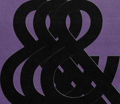 El logo de influyer, el ampersand, muy querido por los diseñadores #influyer #beinfluyer #creatividad #redsocial