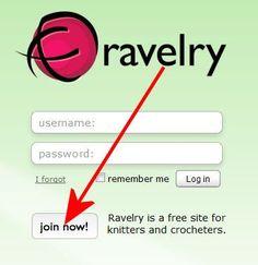 Ravelry praktisch nutzen – Teil 0: Wie melde ich mich an? – Hacked By MD-GHOST
