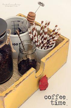 beate loft castle: the coffee matters ...