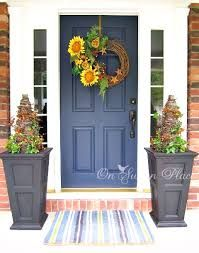 Image result for Inviting Front Doors