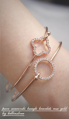 Gold Bangle Bracelet, Diamond Bracelets, Love Bracelets, Fashion Bracelets, Cuff Bracelets, Silver Bracelets, Fashion Jewelry, Gold Earrings, Ladies Bracelet