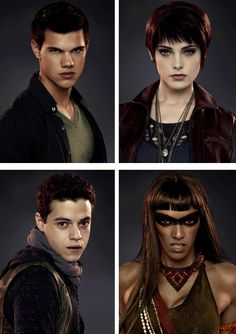 Tons of Breaking Dawn Part 2 Character Promo Images!!!