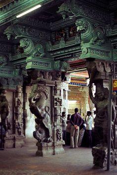 madurai - meenakshi amman temple