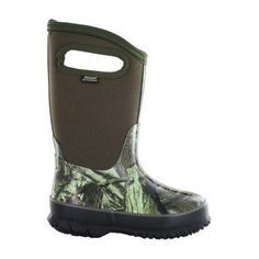 """Bogs: Kids Classic Mossy Oak (Toddler/Little Kid/Big Kid) Enter Code: """"BF20"""" at Checkout for additional 20% off"""