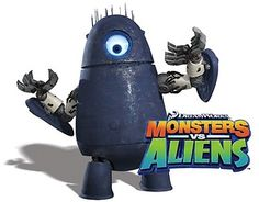 FREE Monsters vs. Aliens Robot Clinic For Kids at Lowes