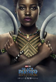 The next film in Marvel Cinematic Universe, Black Panther, has got everybody on their toes. Marvel does know how to keep fans' interest alive before Avengers: Infinity War hits theaters. Black Panther Marvel, Black Panther Character, Shuri Black Panther, Black Panther 2018, Nakia Black Panther, Marvel Dc, Marvel Heroes, Marvel Women, Black Panthers