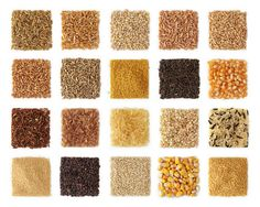 10 ancient grains to watch: from kamut to quinoa. Some contain proteins, others have great nutrients and are a fun change from basic rice and noodles. Whole Food Recipes, Dog Food Recipes, Healthy Recipes, Healthy Foods, Healthy Eating, Sin Gluten, Gluten Free, Risotto, Great Grains