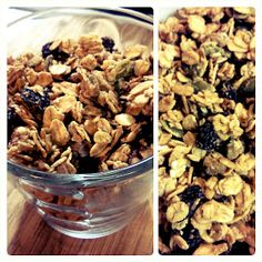FODMAP Friendly and Fit: Hearty Granola