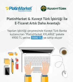 PlatinMarket & Kuveyt Türk İşbirliği - http://www.platinmarket.com/platinmarket-ve-kuveyt-turk-isbirligi/