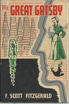 Rare 1948 The Great Gatsby F. Scott Fitzgerald first UK edition HBDJ | eBay