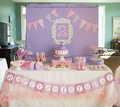 "Some TV shows just lend themselves to the most creative party themes! Doc McStuffins inspired Missy and Kristen of Sweetly Chic Events & Designs to ""fix up"" an amazing Doc McStuffins Party wa s..."