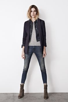 All Saints Spring Summer 2013 - Fashion | Popbee