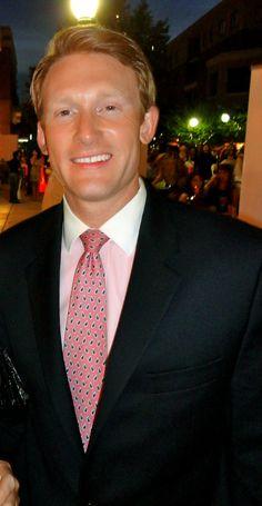 Harry's cousin Bradley..., suit