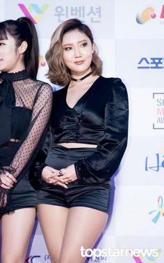 [HD포토] 마마무(MAMAMOO) 화사 미소만 지어도 걸크러쉬  #서울가요대상 #마마무 #MAMAMOO #화사
