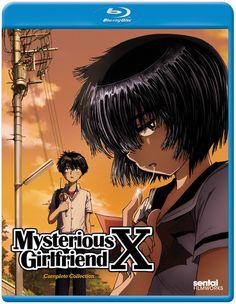 $24.49 Mysterious Girlfriend X Blu-ray