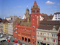blogdetravel: Basel, un alt oraş superb din Elveţia...