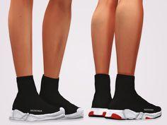 the sims 4 cc clothing shoes nike elliesimple: elliesimple: Elliesimple - Balenciaga. Sims 4 Men Clothing, Sims 4 Male Clothes, Sims 4 Cc Eyes, Sims 4 Mm, Sims 4 Cc Folder, Pelo Sims, The Sims 4 Packs, Muebles Sims 4 Cc, Sims 4 Children
