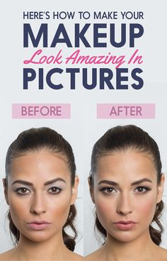 Here's How To Do Your Makeup So It Looks Incredible In Pictures